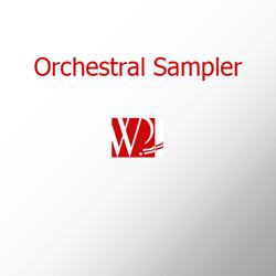 Orchestral Sampler image