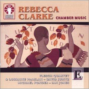 Rebecca Clarke Flesch Quartet, Chamber Music image