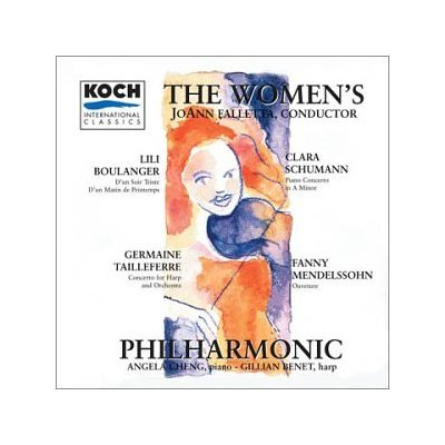 The Women's Philharmonic - 1992 image