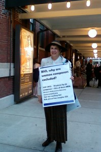 Liane at Boston Symphony Hall