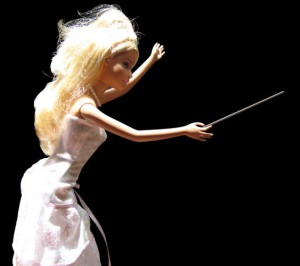 Barbie at the Symphony