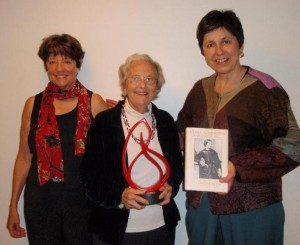 Nancy Reich Honored with AMY Award