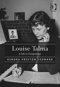 Featured Guest Blog: Discovering Louise Talma's First Orchestral Works