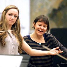 Women-Only Conducting Workshops with Alice Farnham