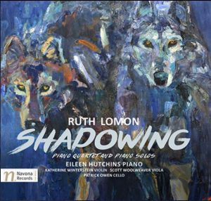 CD Review: Ruth Lomon, Shadowing