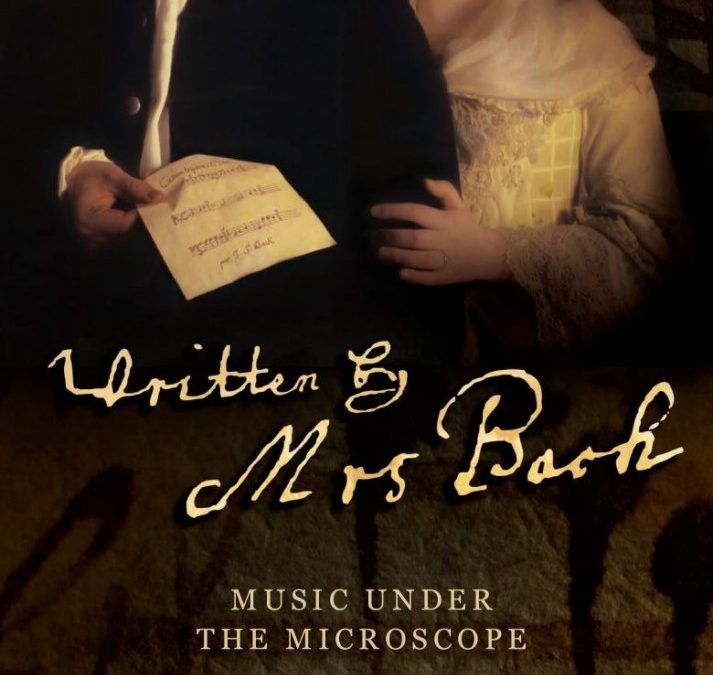 Written by Mrs Bach — the Movie